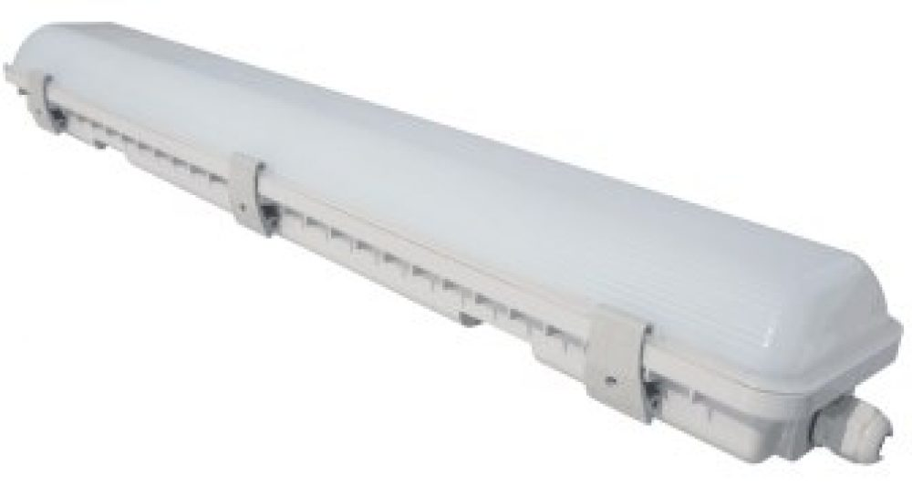 LED Batten Light AU02-BAT20W/2F/60K-ND