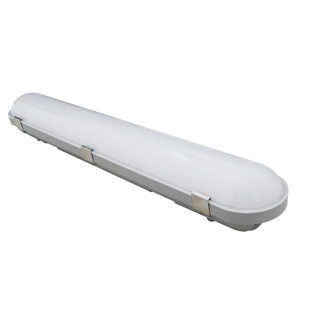 LED Batten Light AU01-TRIP20W/2F/3C