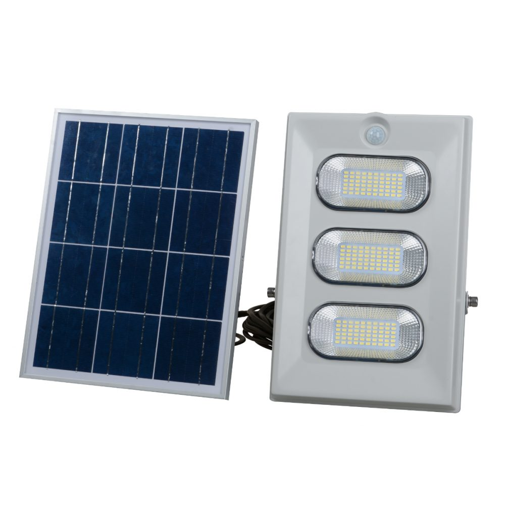Solar LED Flood Light PLS-FL150W-6K/G/S